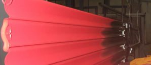 Powder Coating Roller Shutters