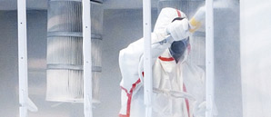 Professional Paint Spraying